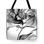 Nature's Waves Tote Bag