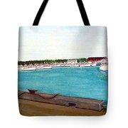 Naufrage Harbour Pei Tote Bag