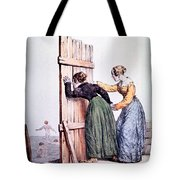Naughty Ladies 19th Century Tote Bag