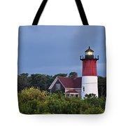 Nauset Lighthouse Tote Bag