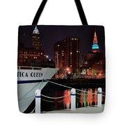 Nautica Queen Tote Bag