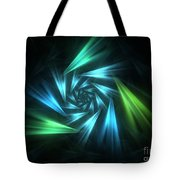 Nautical Spiral Tote Bag