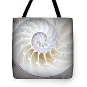 Nautilus Square Tote Bag