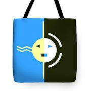 Navajo Eclipse Tote Bag