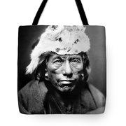 Navajo Man, C1905 Tote Bag