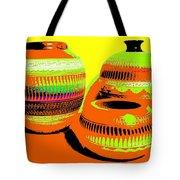 Navajo Pots Tote Bag
