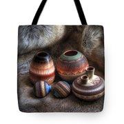 Navajo Pottery Tote Bag