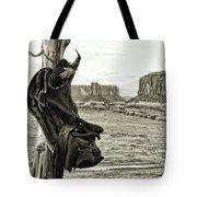Navajo Saddle Tote Bag