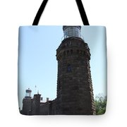 Navesink Twinlights Tote Bag