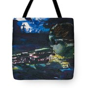 Navy Seal Tote Bag