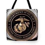 Navy Seal Tote Bag