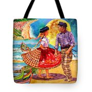 Nazare Portugal Tote Bag
