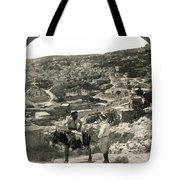Nazareth, Palestine, C1920 Tote Bag