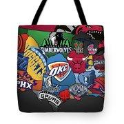 NBA Tote Bag