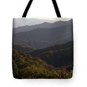 Nc Fall Foliage 0596 Tote Bag