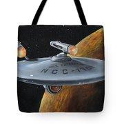 Ncc-1701 Tote Bag