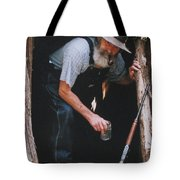 Near Bout Ready Tote Bag