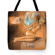 Near-death Tote Bag