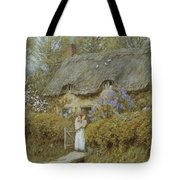 Near Freshwater Isle Of Wight Tote Bag