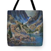 Near Hayden Spires Tote Bag