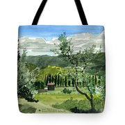Near San Giovanalle Tuscany Tote Bag