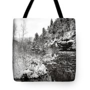 Near Telluride Colorado Tote Bag