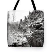 Near Telluride Colorado Tote Bag
