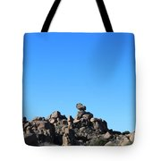 Near Wickenburg, Az Tote Bag