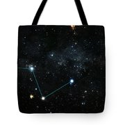 Nearest Exoplanet, Hd 219134 System Tote Bag