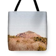 Nearly Deserted Tote Bag