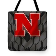 Nebraska Cornhuskers Uniform Tote Bag