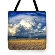 Nebraska Thunderhead Tote Bag