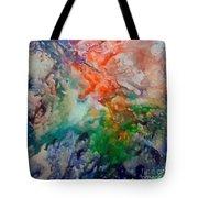 Nebula Algol Tote Bag