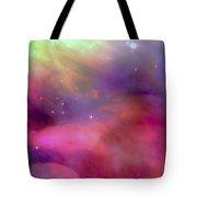 Nebula Light Tote Bag