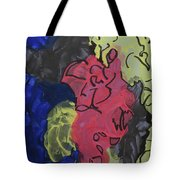 Nebulae 1 Tote Bag