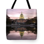Necessity Of Reflection Tote Bag