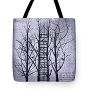 Neck Of The Woods II  Tote Bag