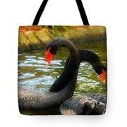 Necking Tote Bag