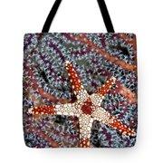 Necklace Seastar Tote Bag