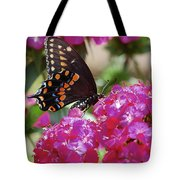 Nectar Of Pink Passion Tote Bag