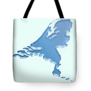 Nederland Waterland Tote Bag