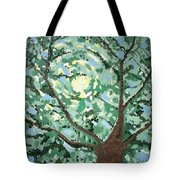 Ned's Garden The Right Tree Tote Bag