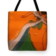 Need A Hand - Tile Tote Bag