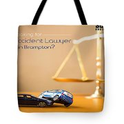 Need Accident Lawyer In Brampton With Successbusinesspages? Tote Bag