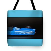 Need For Speed Tote Bag by Rudy Umans