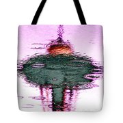 Needle In A Raindrop Stack 5 Tote Bag