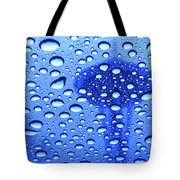 Needle In Rain Drops H006 Tote Bag