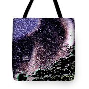 Needle Reflect Tote Bag