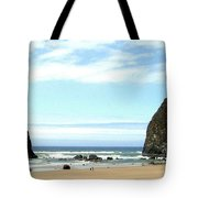 Needles And The Haystack Tote Bag
