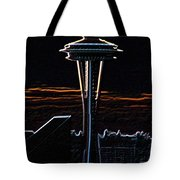 Needles Edge Tote Bag